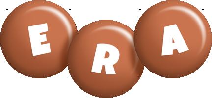 Era candy-brown logo