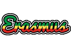 Erasmus african logo