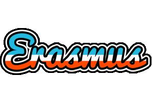 Erasmus america logo