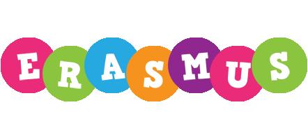 Erasmus friends logo