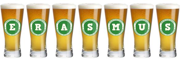 Erasmus lager logo