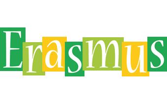 Erasmus lemonade logo