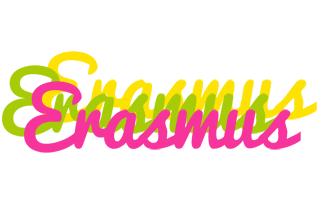 Erasmus sweets logo