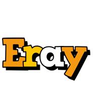 Eray cartoon logo