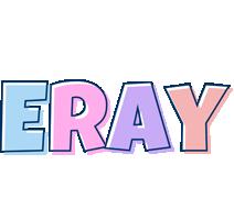 Eray pastel logo