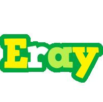 Eray soccer logo