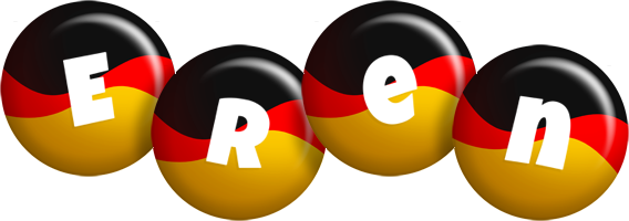 Eren german logo