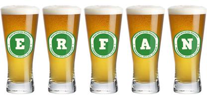 Erfan lager logo