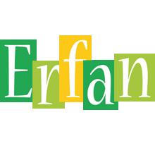Erfan lemonade logo