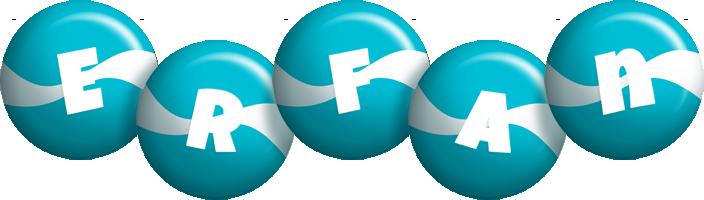 Erfan messi logo