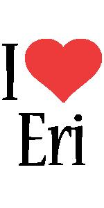 Eri i-love logo