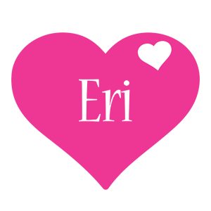 Eri love-heart logo