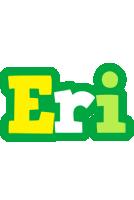 Eri soccer logo