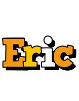 Eric cartoon logo