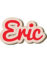 Eric chocolate logo