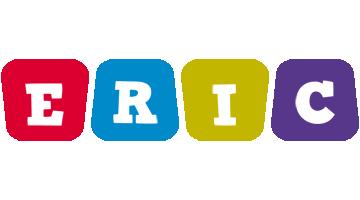 Eric daycare logo