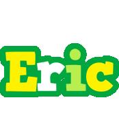 Eric soccer logo