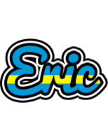 Eric sweden logo