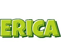 Erica summer logo
