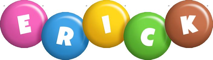 Erick candy logo