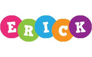 Erick friends logo
