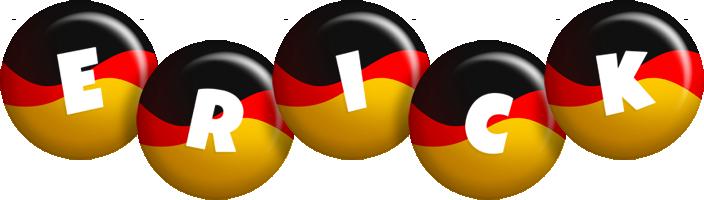 Erick german logo