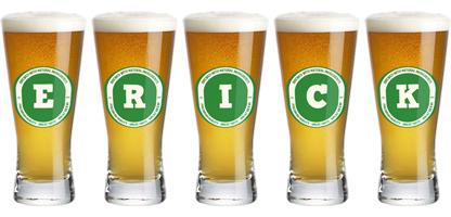Erick lager logo