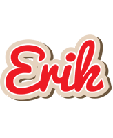 Erik chocolate logo