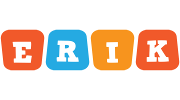 Erik comics logo