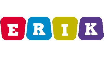 Erik daycare logo