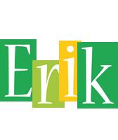 Erik lemonade logo