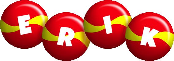 Erik spain logo
