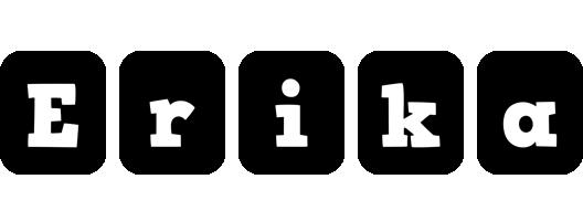 Erika box logo