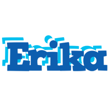 Erika business logo