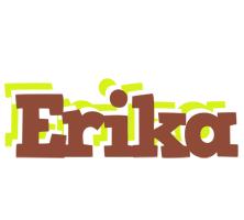 Erika caffeebar logo