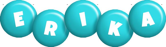 Erika candy-azur logo