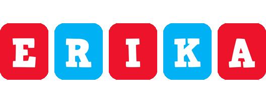 Erika diesel logo