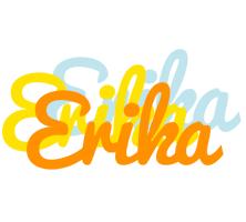 Erika energy logo
