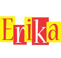 Erika errors logo