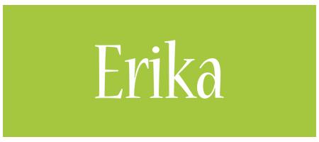 Erika family logo