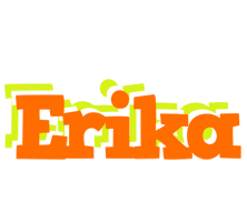 Erika healthy logo