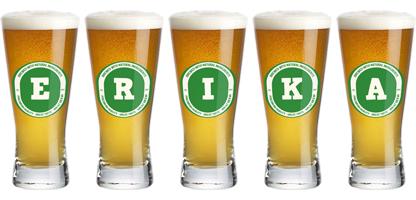 Erika lager logo