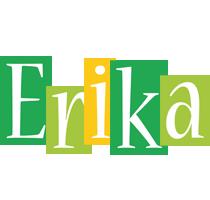Erika lemonade logo