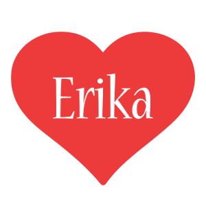 Erika love logo