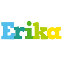 Erika rainbows logo