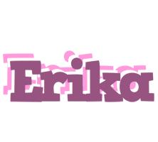 Erika relaxing logo