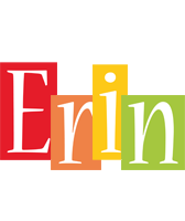 Erin colors logo