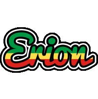 Erion african logo