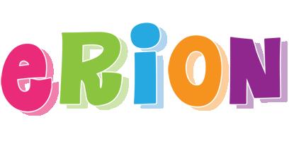 Erion friday logo