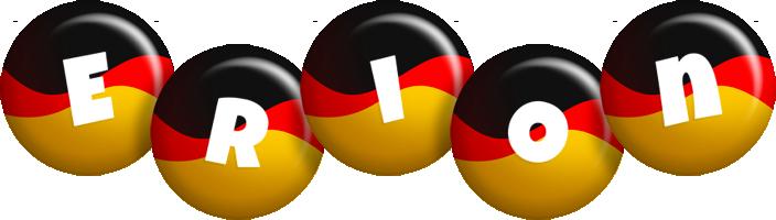 Erion german logo